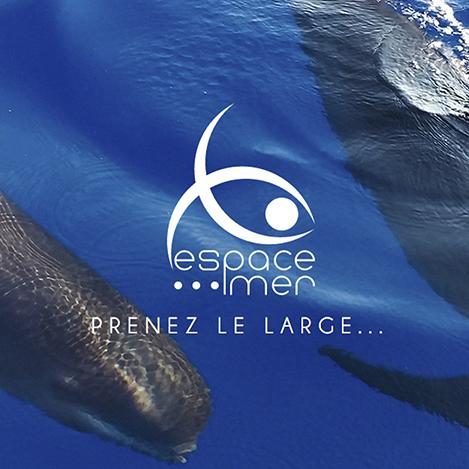 Création du site d'Espace Mer
