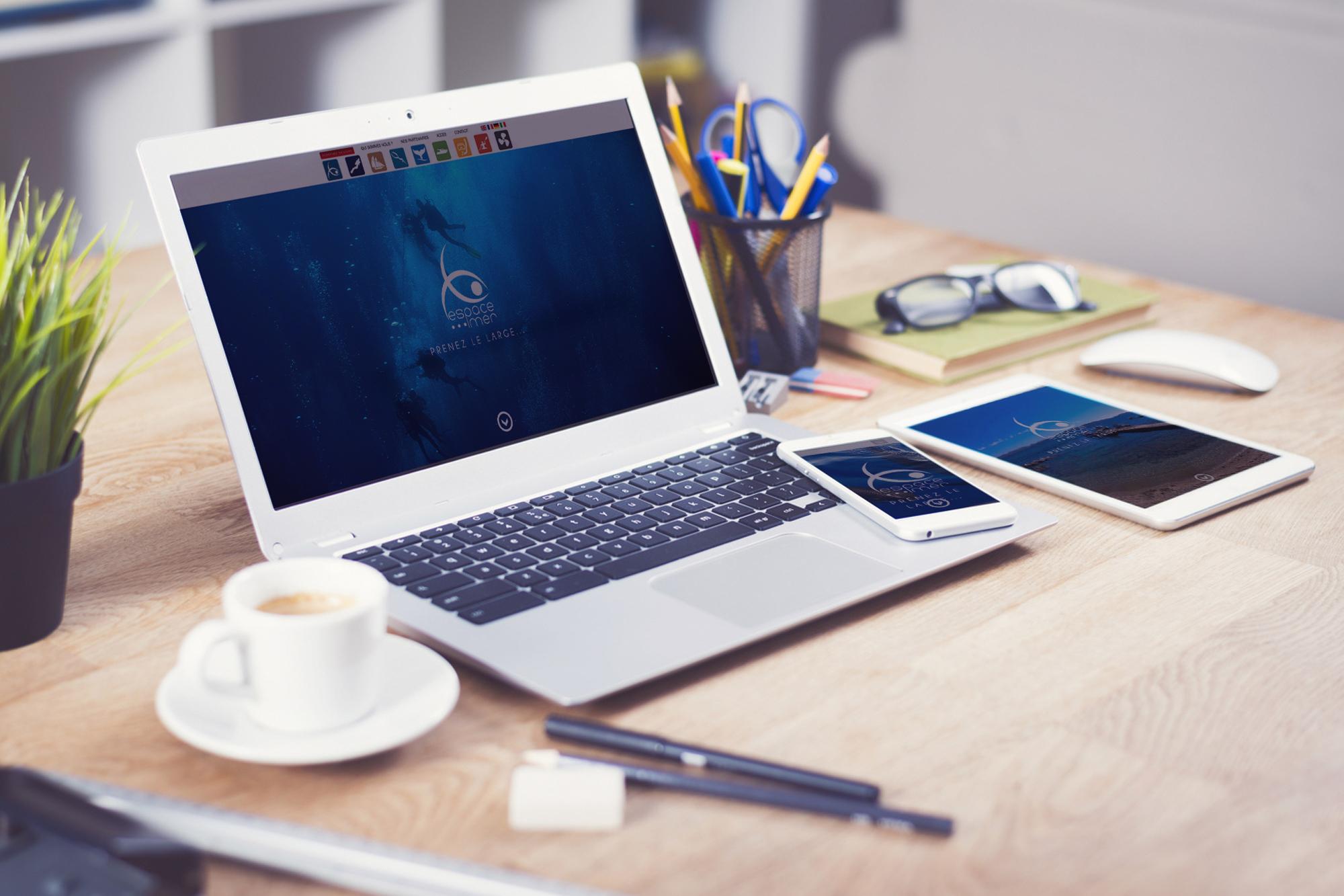 Graphiste à Toulon webdesign